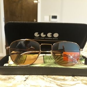 GARRETT LEIGHT Sunglasses 50mm
